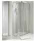8mm Clear Glass Drift Quadrant Shower Enclosure - Various Sizes